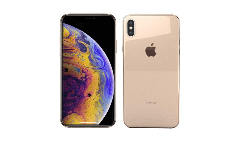 iPhone XS Batarya