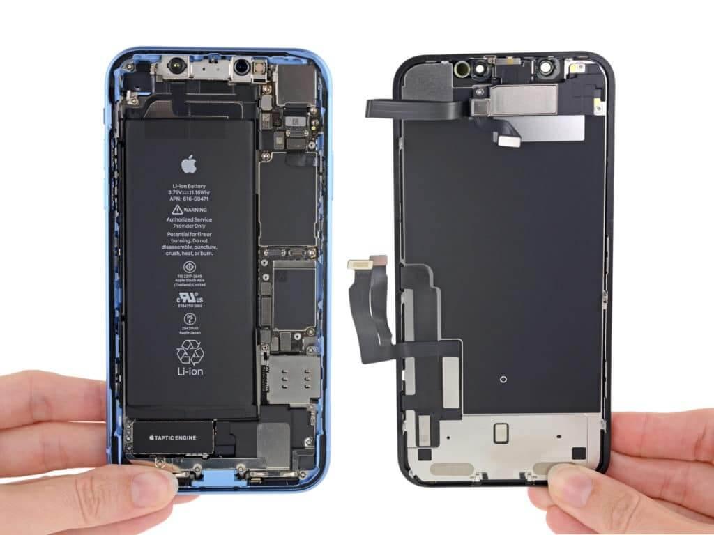 iPhone XR Batarya